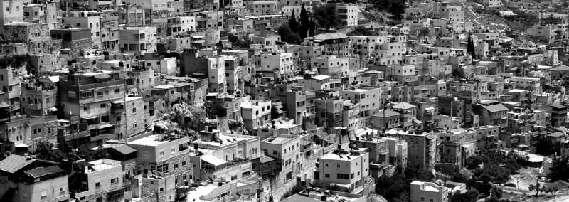 Silwan is a predominantly Arab neighborhood adjacent to the Old City of Jerusalem.