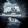 Under the Bridges of Paris ...