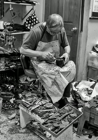 Cobbler Chinatown Queens NY