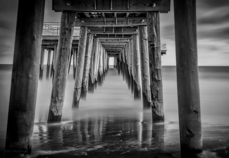 Mystical Pier - Ventnor CIty Fishing Pier