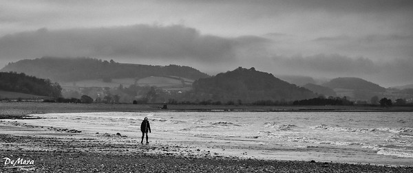Blue Anchor to Dunster