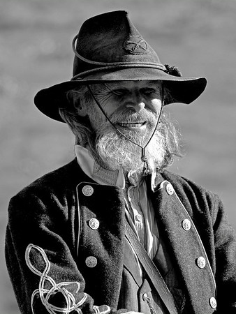 Civil War Reenactor Moorpark Ca