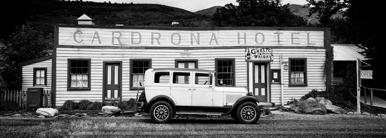 Cardrona Hotel, Cardrona Valley