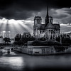 Lights on Notre Dame de Paris !!!