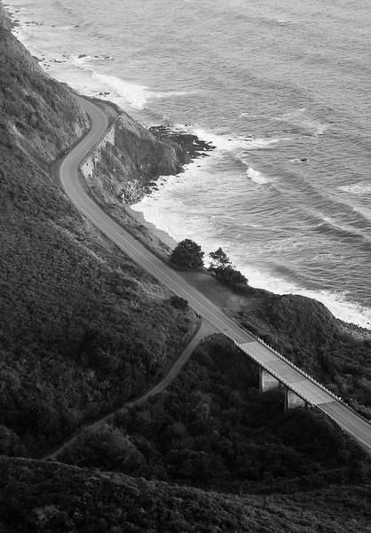 Highway 1 in Big Sur