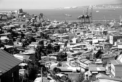 Harbor- Valparaiso, Chile
