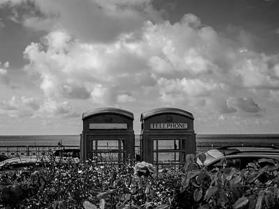 Brighton Telephone Boxes
