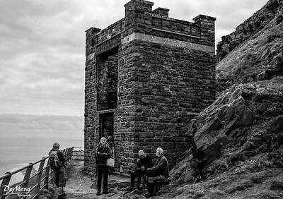 Old Coastguards Lookout Bosington