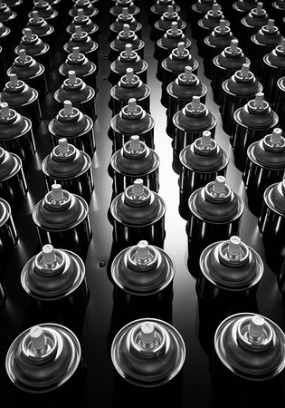 Spray Cans Graffiti Exhibit Museum of the City of New York