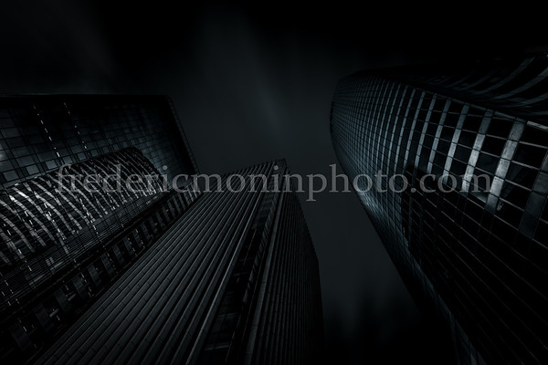 Towers of the Défense