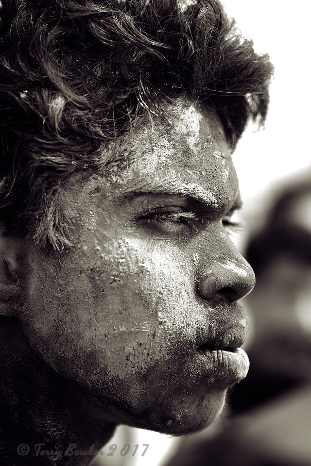 Playing Holi, Juhu Beach, Mumbai, India