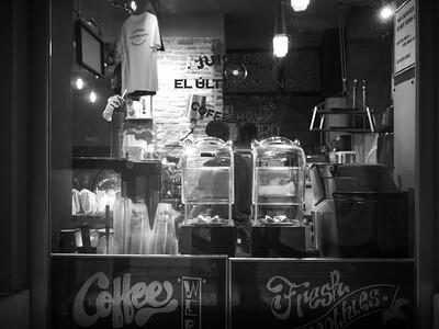 El Último Mono Juice & Coffee, Malaga