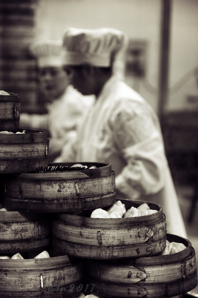 Xiao Long Bao Dumplings, Shanghai, China