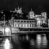 Lights on the city