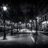St-Martin street in Paris