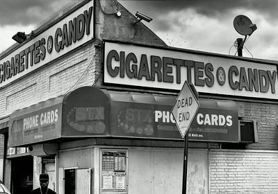 Street scene Queens NY