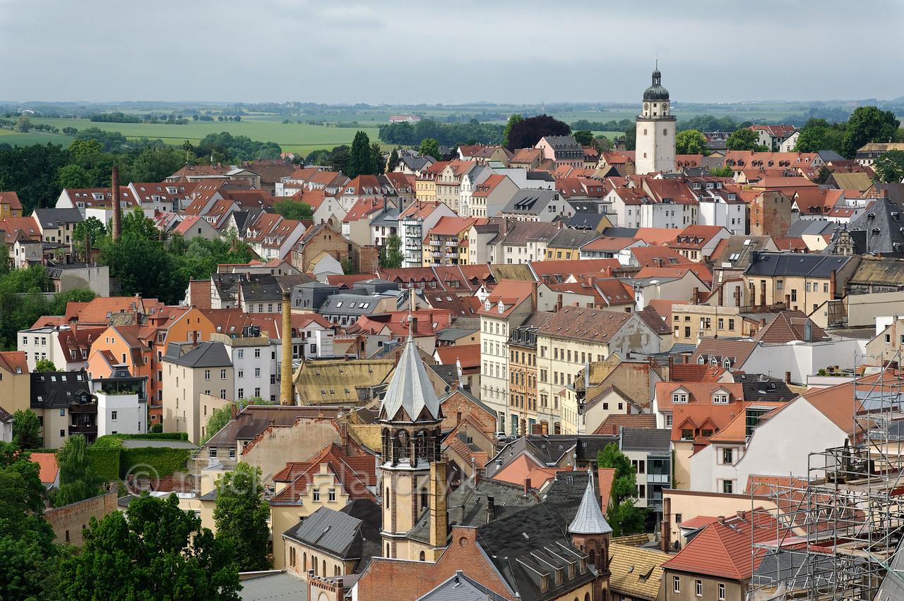 View of Altenburg.