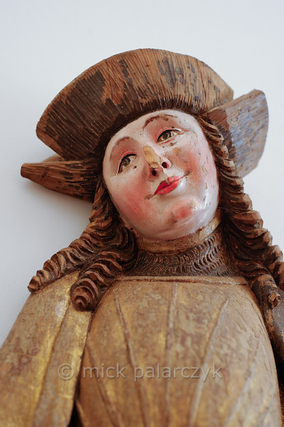 St. Maurice in the Stadtschloss Museum of Weimar.