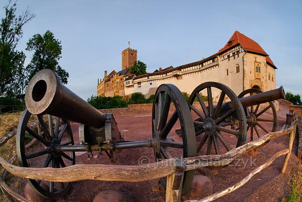 Wartburg near Eisenach.