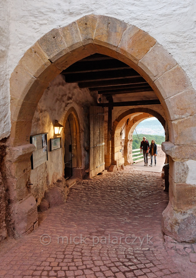 Gate of the Wartburg.