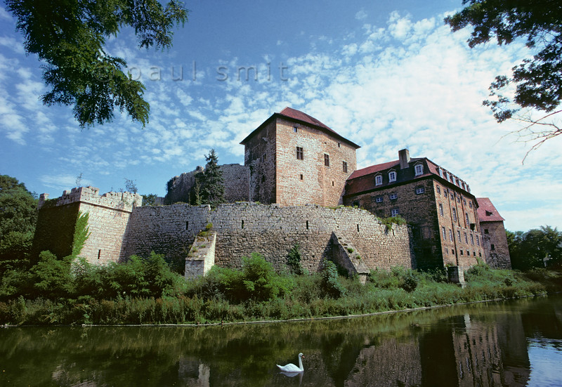 Castle at Kapellendorf.