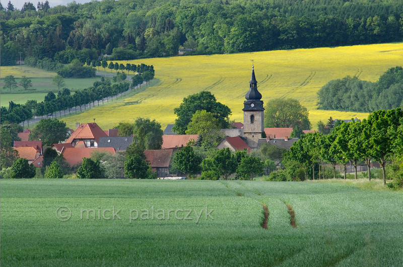 View of Troistedt.