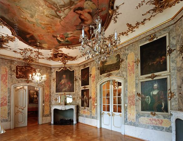 Molsdorf Castle.