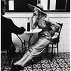 Irving Penn: Jean Patchett, Cafè Lima Peru 1948