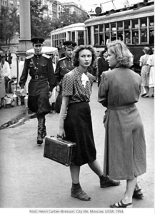 Moscow 1954