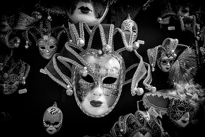 Richards___Venetian Festival Masks