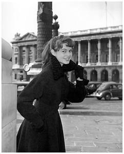 Brigitte Bardot 1954