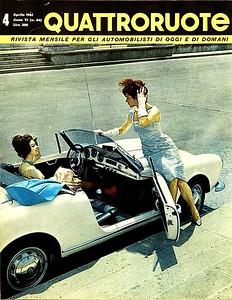 Alfa Guilietta Spider 1961