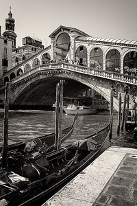 Richards___Grand Canal by Rialto Bridge