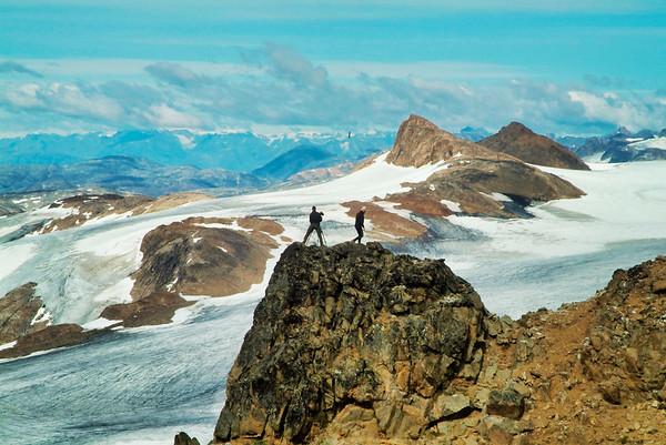 Greenland Melting Glaciers (15 images)