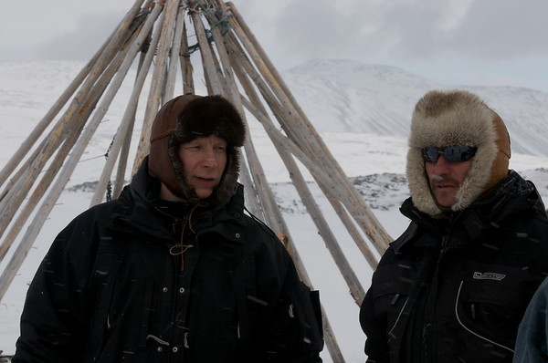 Rain-on-snow conditions putting the Sami people and their reindeer under pressure