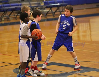 BYB Basketball