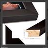 Option 3 View 3 - Modern Frame Black Block