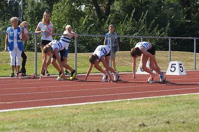 start 80 meter CK
