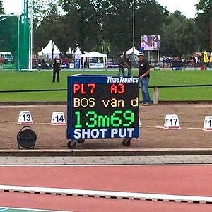 Toine van den Bos NK A/B junioren