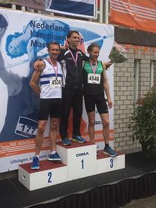 Sebastiaan Heikoop 2e 800 meter