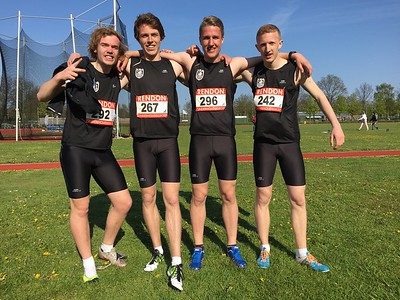 A junioren competitie Drunen
