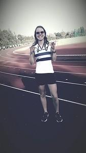 Clubkampioen meerkamp; 2e 1000 meter