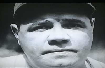 It's the great Bambino.