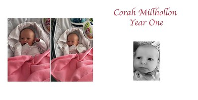 Corah Year One Alb Redesign