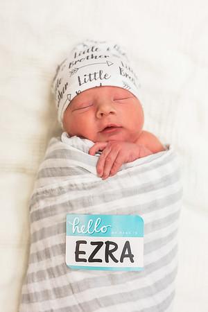 Birth Story: Ezra