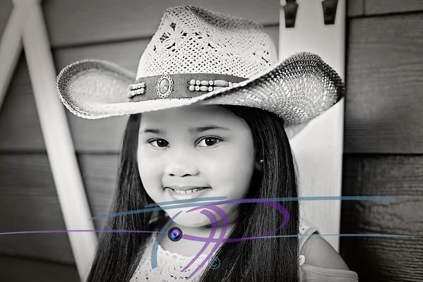 Chloe 4th bday