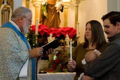 Williams Baptism 2012