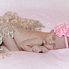 Little princess Selah finally asleep