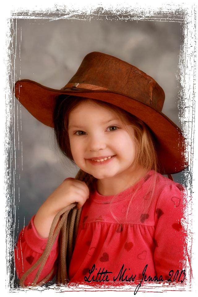 Angel cowgirl