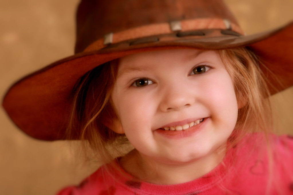 Cute as a bugs ear cowgirl